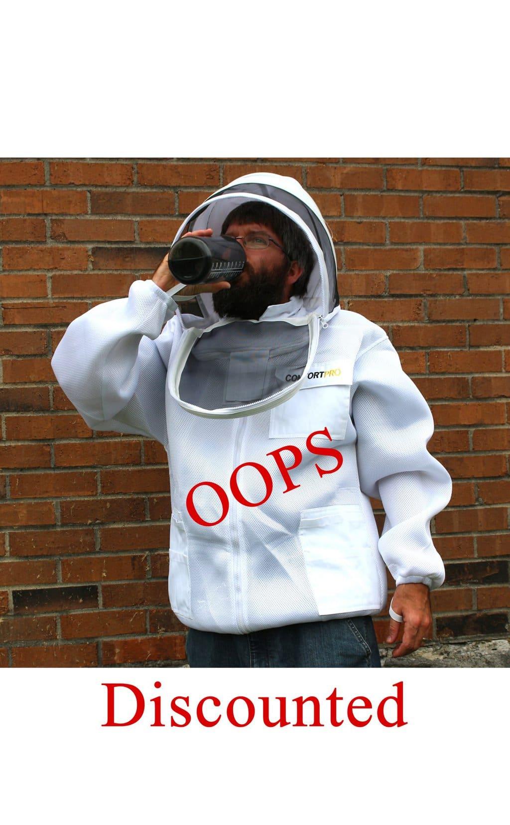 Discounted ComfortPRO Ventilated Beekeeping Jacket
